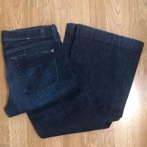 Dojo seven 28 jeans